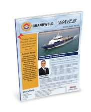 Grandweld Waves - Issue 4
