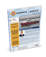 Grandweld Waves - Issue 3