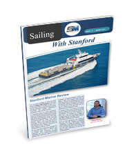 Sailing with Stanford -  Issue 3