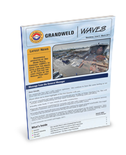 Grandweld Waves - Issue 5