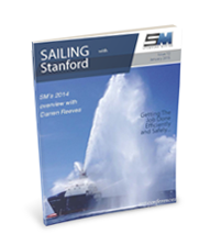 Sailing with  Stanford - Issue 12